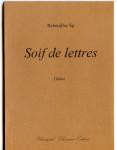 Babouillec Sp, Soif de lettres, théâtre