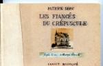 Patrick Serc, Les Fiancés du crépuscule, carnet naufragé, d'après le roman de Chr. Chomant