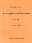 Christophe Chomant, Journal politique de jeunesse, 1984-1986