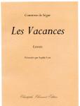 Comtesse de Ségur, Les Vacances, extraits