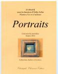 [Collectif, dir. Odile Zeller], Portraits, Concours de nouvelles 2016