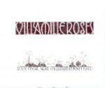 Pascal Aussi, Villa Mille Roses, calligraphié par Benoît Furet