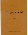 Renata Scant, L'Effacement, théâtre