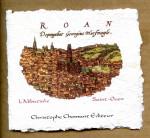 Roan, depingebat Georgius Hoefnagle 1572