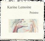 Karine Lemoine, peintre