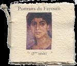Portraits du Fayum (2ème siècle)
